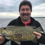 Sturgeon Bay Bass Fishing on FIRE!